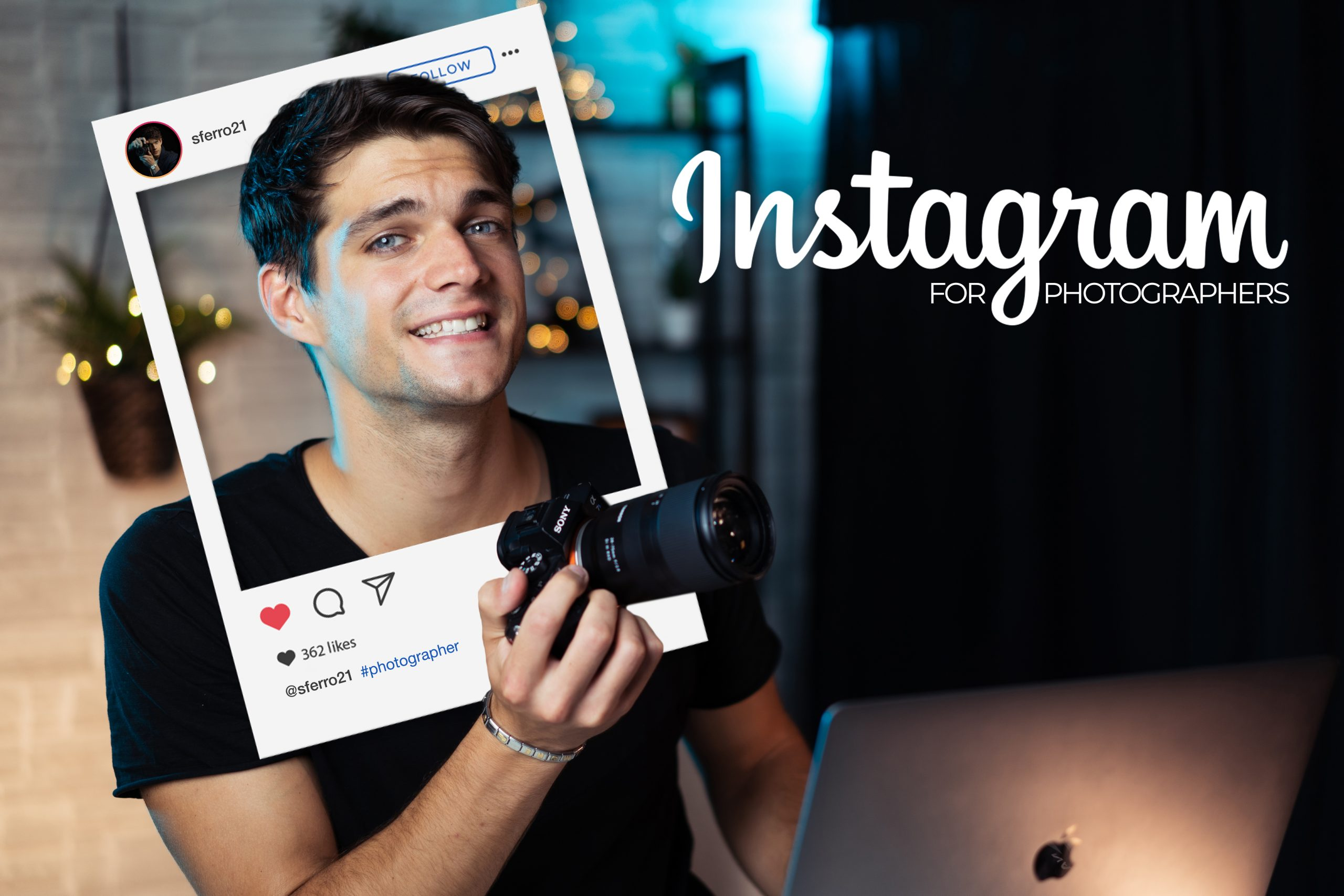 Instagram for Phographers